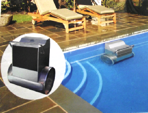 swimming machine for existing pool