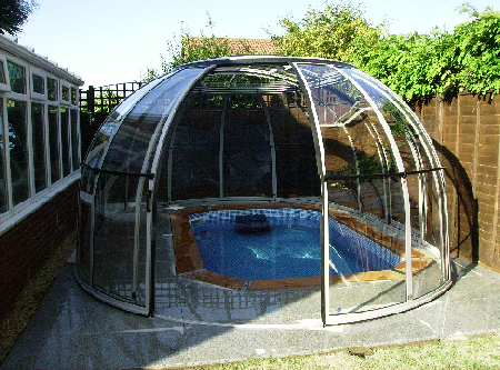 Small garden swimming pools joy studio design gallery for Small garden swimming pools uk
