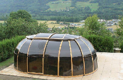 sunhouse spa enclosure