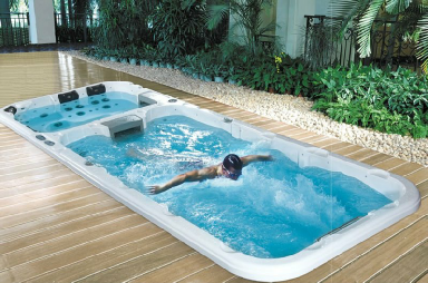 Endless Exercise Pools From Panache Pools